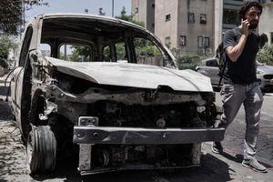 Chỉ huy của Hamas chết trong cuộc không kích từ Israel