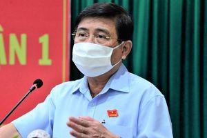 Chủ tịch TP.HCM: Hạ tầng giao thông chưa bắt kịp tốc độ tăng dân số