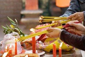 Bài cúng ngày mùng 1 tháng 4 âm lịch theo văn khấn truyền thống