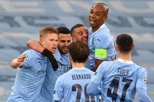 Man City vô địch Ngoại hạng Anh sớm 3 vòng đấu