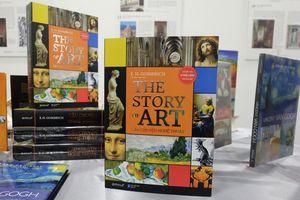Những trang sách lan tỏa giá trị nghệ thuật