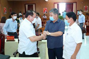 Bộ trưởng Bộ VHTTDL Nguyễn Văn Hùng: 'Phải xứng đáng là người đại biểu ưu tú của nhân dân'