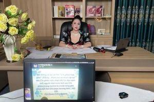 Bà Phương Hằng cấm tới Đại Nam, nghệ sĩ đáp lời nóng