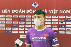 Đội trưởng U22 Việt Nam: 'Toàn đội nỗ lực hướng tới HCV SEA Games 31'