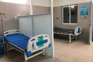 Ghi nhận một trường hợp dương tính tại Bệnh viện Thanh Nhàn