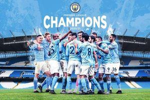 Sáu tháng xoay vận và chức vô địch sớm ba vòng của Man City