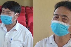 Bắt giam nguyên Chủ tịch xã ở Thanh Hóa