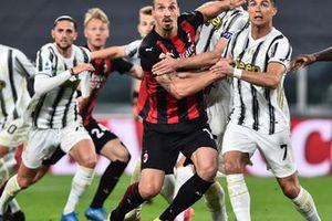 Ronaldo 'hết cửa' ở lại Juventus