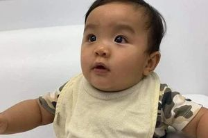 Cảnh sát liên bang Úc tìm kiếm bé trai gốc Việt 10 tháng tuổi