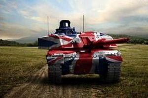 Điều ít biết về dự án tăng chủ lực Challenger 3 tương lai của quân đội Anh