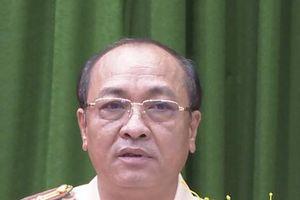 Đại tá Nguyễn Trọng Dũng giữ chức Giám đốc Công an tỉnh Vĩnh Long