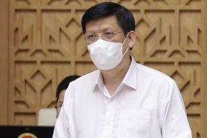Bộ trưởng Bộ Y tế đưa ra 4 giải pháp cụ thể để phòng chống dịch COVID-19