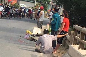 Truy tìm xe đầu kéo gây tai nạn chết người rồi bỏ chạy ở Phú Thọ