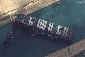 Ai Cập có kế hoạch mở rộng kênh đào Suez sau sự cố siêu tàu bị mắc kẹt