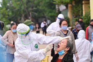 Mẹ của bệnh nhân 3116 dương tính SARS-CoV-2, Phú Thọ họp khẩn cấp truy vết người tiếp xúc