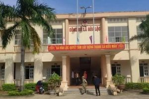 Thanh Hóa: Bắt nguyên chủ tịch xã vì sai phạm trong quản lý đất đai