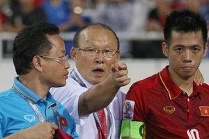 Chuyện gì đã xảy ra giữa ông Park Hang Seo và Văn Quyết?