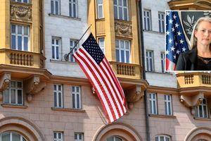 Phát ngôn viên Đại sứ quán Mỹ tại Moscow bị trục xuất