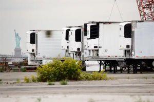 750 thi thể bệnh nhân Covid-19 ở Mỹ nằm trong xe đông lạnh suốt 1 năm
