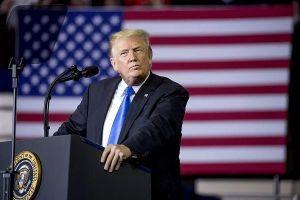 Trang web mới của ông Trump nhận được tương tác 'khủng'
