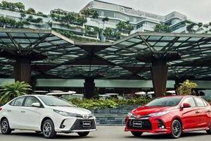 Vios và Corolla Cross tiếp tục góp mặt top 10, doanh số tháng 4 Toyota Việt Nam tăng mạnh