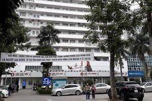 Hà Nội: Nữ nhân viên vệ sinh Bệnh viện Thanh Nhàn dương tính SARS-CoV-2