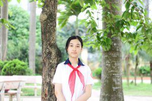 Nữ sinh lớp 8 ở Hà Nội đoạt giải Nhất cuộc thi viết thư quốc tế UPU