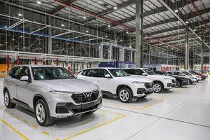 Thị trường ôtô Việt vẫn duy trì doanh số bất chấp dịch COVID-19