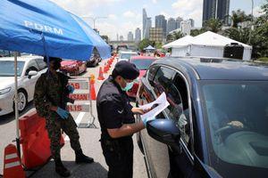 COVID-19 tại ASEAN hết 11/5: Cả khối vượt 3,6 triệu ca bệnh; Malaysia phong tỏa toàn quốc