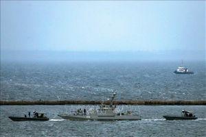 Mỹ và Ukraine tập trận chung trên Biển Đen