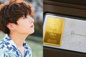 Fan gây sốc vì tặng idol quà khủng: Từ thỏi vàng đến đồng hồ nửa tỷ