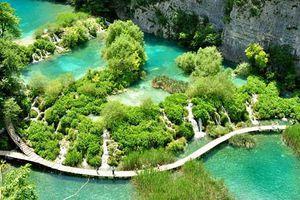 Những vườn quốc gia đẹp tuyệt mỹ mà mẹ thiên nhiên tặng cho Trái đất