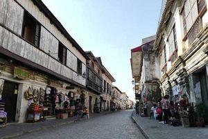 'Lạc trôi' về thế kỷ 16 tại thành phố cổ Vigan, Philippines