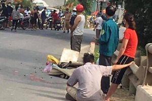 Tài xế xe đầu kéo gây tai nạn chết người rồi bỏ chạy
