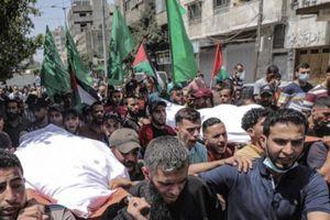 Xung đột Israel-Palestine: Mưa tên lửa, Mái Vòm sắt hoạt động không ngừng