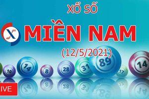 XSMN 12/5: Kết quả xổ số miền Nam hôm nay
