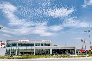 Toyota Việt Nam mở thêm đại lý tại Hưng Yên