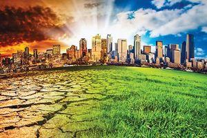 Biến đổi khí hậu tạo rủi ro hệ thống tài chính