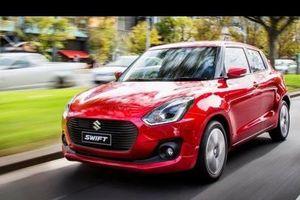 Top 10 mẫu xe bán chậm nhất Việt Nam đều là thương hiệu Nhật