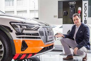 Tổng Giám đốc Audi Việt Nam kiến nghị miễn thuế cho xe điện