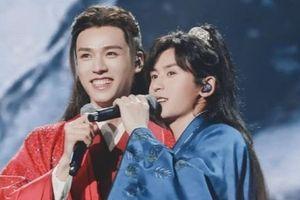 Lưu Vũ Ninh hết lời khen ngợi giọng hát Cung Tuấn và Trương Triết Hạn ở concert 'Sơn Hà lệnh'