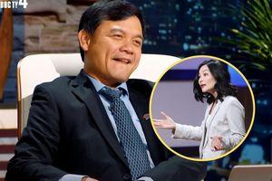 Shark Phú bị chỉ trích gay gắt vì công khai 'thả thính', nhận xét nhan sắc nữ CEO trên sóng truyền hình