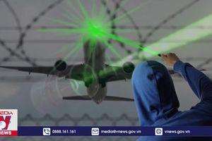 Xử lý nghiêm việc các hành vi uy hiếp an toàn hàng không