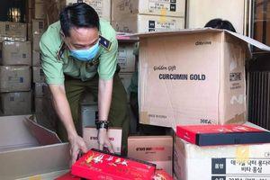 Phú Yên: Tạm giữ 2.600 hộp thực phẩm chức năng không có hóa đơn chứng từ