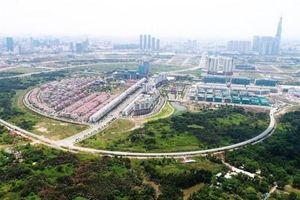 Hơn 30.000m2 đất ở tại Khu đô thị mới Thủ Thiêm chuẩn bị đem ra đấu giá