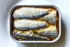 Ăn 2 hộp cá mòi/tuần giúp giảm nguy cơ mắc bệnh tiểu đường