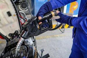 Xăng, dầu tăng giá nhẹ