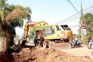 Cần bổ sung gần 71 tỷ đồng vốn giải phóng mặt bằng dự án Cải tạo, nâng cấp đường tỉnh 768