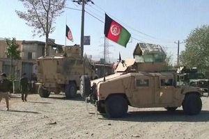 Taliban chiếm cửa ngõ vào thủ đô Kabul