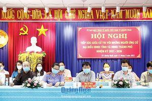 Mong các đại biểu hành động vì 'quốc kế dân sinh'